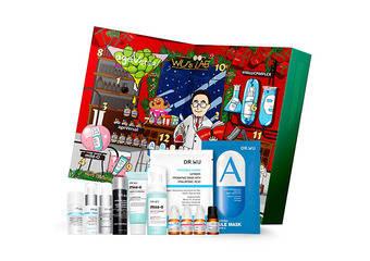 DR.WU - 聖誕季閃亮降臨!倒數日曆首度開賣 12項明星商品藏身華麗禮盒 限量推出