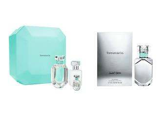 Tiffany & Co. - 2018節慶限量版&同名淡香精鑽形豪華禮盒,2018年11月8日 忠孝SOGO周年慶首日限量上市