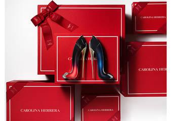 CAROLINA HERRERA - 最懂送禮藝術的CAROLINA HERRERA誠獻,「GoodGirl秘密女性淡香精白金耶誕獻禮(禮盒組)」