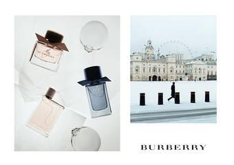 BURBERRY - 香氣與妝彩交織出獨特的英倫氛圍,來自英國倫敦的冬季溫暖祝福,節慶禮盒2018年12月上市