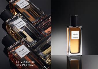 YSL - 【時尚訂製香水系列】探索巴黎時尚精神的奢華香氛,「時尚訂製香水透膚襯衫」2018年11月30日上市!