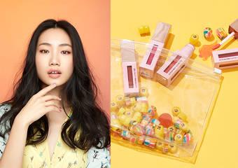 BeautyMaker - 「水耀光持色唇誘」維持水潤嘟嘟唇,360度閃亮光澤無死角,2018年11月上市