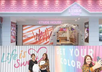 ETUDE HOUSE - 搶在年底前,回到高雄新崛江一起過聖誕,新店獨家網美打卡牆,成為高雄新景點