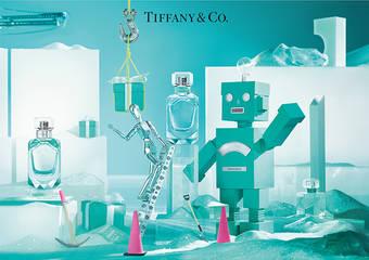 Tiffany & Co. - 歲末年終 極致珍藏,「同名淡香精鑽形紙雕盒裝限定版」隆重呈現聖誕限定珍藏獻禮!