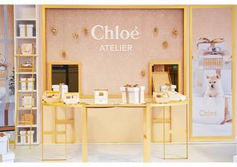 Chloé - 將聖誕主題「幸福香氛工坊」1:1打造!全台獨家兩場《聖誕幸福香氛工坊巡迴快閃店》正式起跑!