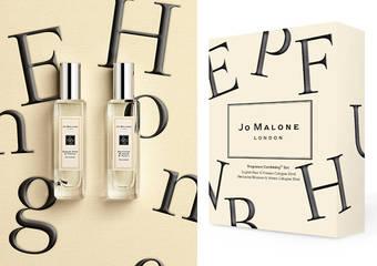Jo Malone - 香氛絕配限定包裝 全台限量1,000份