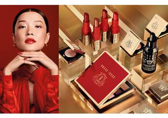 Bobbi Brown - 過年就是要紅通通!紅毯級皇室妝容 開啟新年好運勢【限量皇室紅系列】2019年1月上市!