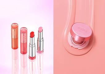 蘭芝 - 充滿春天氣息的彩妝新品上市!一開春就擁有自然紅潤、好氣色妝容!