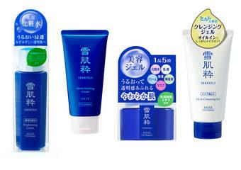 KOSE - 終於等到!日本代購聖品「雪肌粹」即將登台 7-11獨家販售