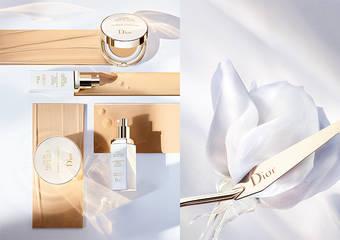 Dior - 【精萃再生光燦淨白系列】自然溫和x全物理防曬 高效有感淨白 嬌寵溫柔呵護 敏弱肌也適用的淨白保養 2019年2月15日全台上市