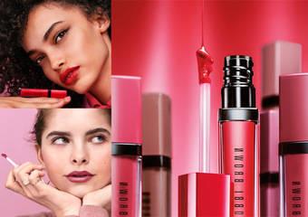 Bobbi Brown - Crushed Liquid Lip全新「迷戀輕吻唇露」宣告妳的戀愛節奏!