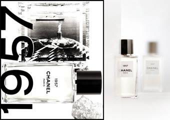 香奈兒 - 「Les Exclusifs精品香水1957」2019年2月1日限定上市