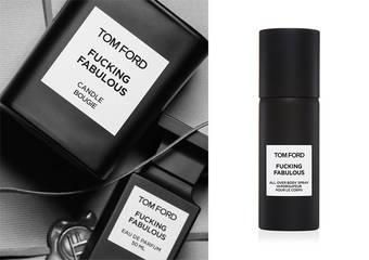 TOM FORD - 全球斷貨 首度登台 私人調香系列「FABULOUS限定版高級訂製香氛蠟燭」2019 你一定要擁有的限量單品 #最強香氛蠟燭