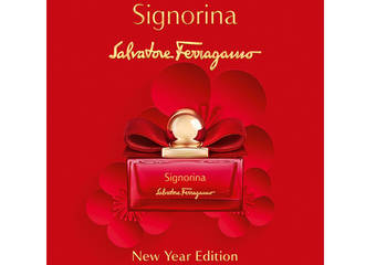 Salvatore Ferragamo - 與「芭蕾女伶女性淡香精 2019 新年限定版」一同歡慶農曆春節