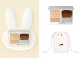 IPSA - 全新「誘光控油雙色粉餅」 一抹如白兔絨毛般細緻柔順 挑戰業界無重力空氣感底妝