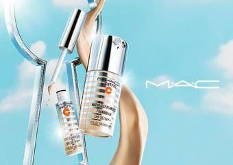 M·A·C - 全新「超顯白無瑕粉底液」巨保濕 X 巨顯白 X巨清爽的空氣感底妝