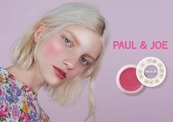 PAUL & JOE -2019 春季頰彩新品 讓妳的雙頰如新鮮飽滿的水果一樣 水嫩 Juicy!