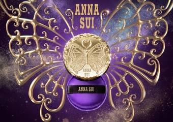 ANNA SUI - 歡慶春季的來臨, 在妳的臉上任意地揮灑色彩吧!