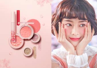 ETUDE HOUSE -【粉嫩櫻花野餐趣系列】漫舞在浪漫春季的粉嫩櫻花野餐趣