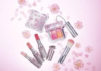 JILL STUART - 打造櫻花般充滿優雅的女人味的限定品,呼喚春天到來