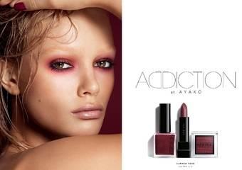 ADDICTION - 迎接熱情仲夏,專屬的時尚色彩,就交給卡門玫瑰來展現女人的風情萬種。