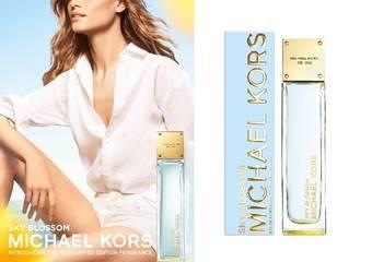 Michael Kors -「花蔓晴空淡香精」限量上市 為今年的春天譜出浪漫箴言