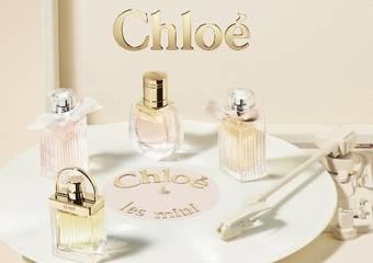 Chloé - 小小Chloé回歸登場 四款不一樣的香氛音符 交織出獨特的春日香氛交響曲