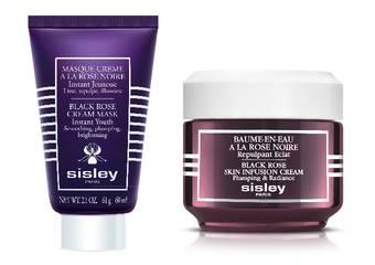 Sisley -「黑玫瑰彈潤水凝霜」讓夏日肌膚電力滿格 再掀彈潤光采奇蹟