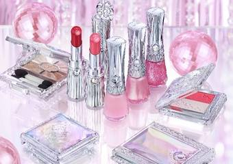JILL STUART - 打造強烈存在感般的耀眼光芒,集合最強粉紅色系的彩粧 找尋專屬於妳的粉紅