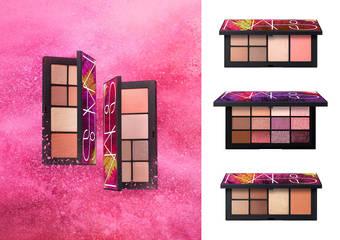 NARS - 推出本季仙氣爆棚限量夢境彩盤 絢爛浪漫粉嫩色調 打造與眾不同的個性色調妝容 絕對必凹彩盤!