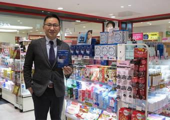 森田藥粧 - 森田藥粧面膜 搶進日本最大連鎖藥妝店