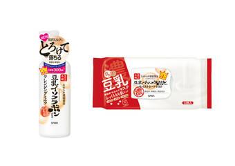 SANA - 【豆乳美肌保濕系列】保濕卸妝乳&每日面膜全新登場