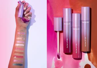 露華濃 - 精靈仙氣 透亮晶感妝,從肌底閃耀到雙唇 精靈女孩的粉紅水晶妝,必收!