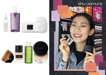 植村秀 - 專業彩妝教室 正式開課! 6大課程  專業彩妝師團隊  一對一量身打造豐富課程  為您實現潛藏已久的繽紛彩妝夢