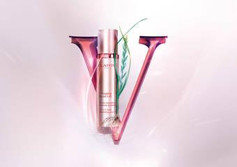 克蘭詩 - 「V型抗引力逆轉精萃」 勾勒最美臉型就靠神V精華