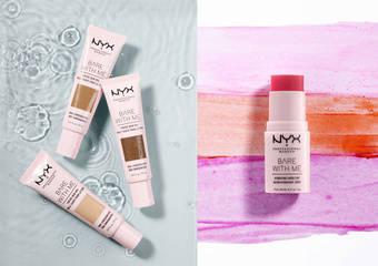 NYX - 【裸漾系列】打造今夏最水的心機偽素顏,「輕盈、清爽、親膚」大聲喊出 #我裸我驕傲