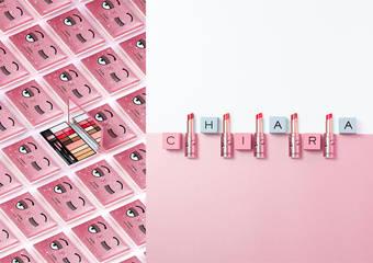 蘭蔻 - 全球完售認證!下半年最欠買的限量彩妝!LANCÔME X CHIARA FERRAGNI粉紅眨眼系列 萬眾矚目 終於抵台