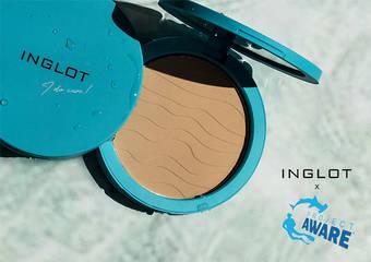 INGLOT - 波蘭世界級專業彩妝 INGLOT 積極贊助友善海洋計劃 「Project AWARE」