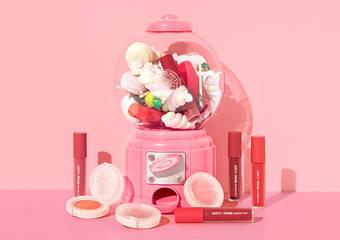 用粉紅狂潮席捲七夕 「粉」厲害彩妝新上市 指定商品寵i點數10倍狂飆