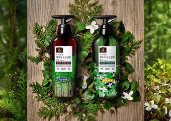 療癒系新品【森活髮浴系列】上市 來一場頭皮森林浴吧!
