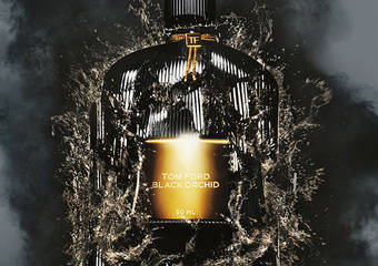 用世上最完美的花卉「黑蘭花」構築的神祕味道 被譽為「這輩子一定要擁有的神祕香水」