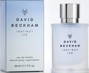 [新品] 大衛貝克漢(David Beckham) 帶來新一波誘人男香ICE