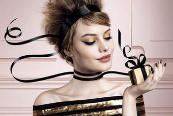 [新品]BOURJOIS妙巴黎2010限量聖誕彩妝系列【琉金巴黎】 像璀燦寶石般晶亮閃耀 完美展現派對驚豔風情