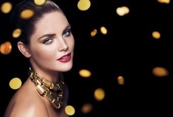 [限量]夢幻奢華 柔美閃耀 雅詩蘭黛2010全新限量聖誕潮妝-華麗年代 上市