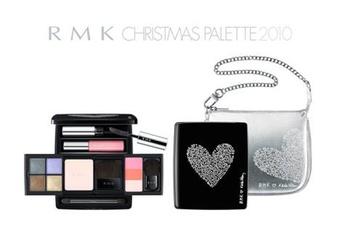 [限量] RMK紐約愛心時尚party組 & RMK紐約愛心時尚刷具組 聖誕限量發售