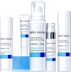 [新品]保濕是肌膚年輕的關鍵之一 miss SHARK小白鯊推出「海洋膠原保濕系列」