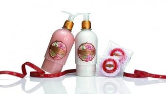 [聖誕]歐舒丹2008玫瑰聖誕節限量新品上市