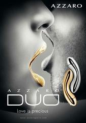 [新品] 百年七夕 全城熱戀 AZZARO DUO傳達戀人間熾熱濃烈的情意
