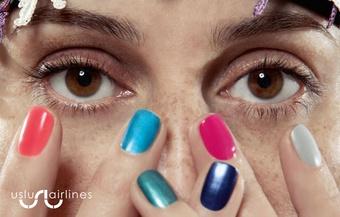 [新品] 玩色只是妳的手段,搶眼才是妳的目的 柏林彩妝潮牌 uslu airlines 打破時尚規範的個性化玩色專家