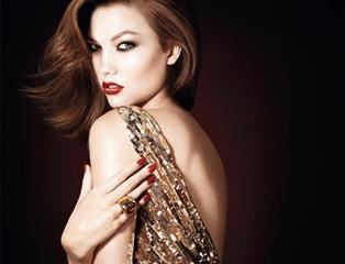 [限量] 迪奧2011聖誕彩妝 一路閃耀的金色光芒 展現迪奧的金色時尚